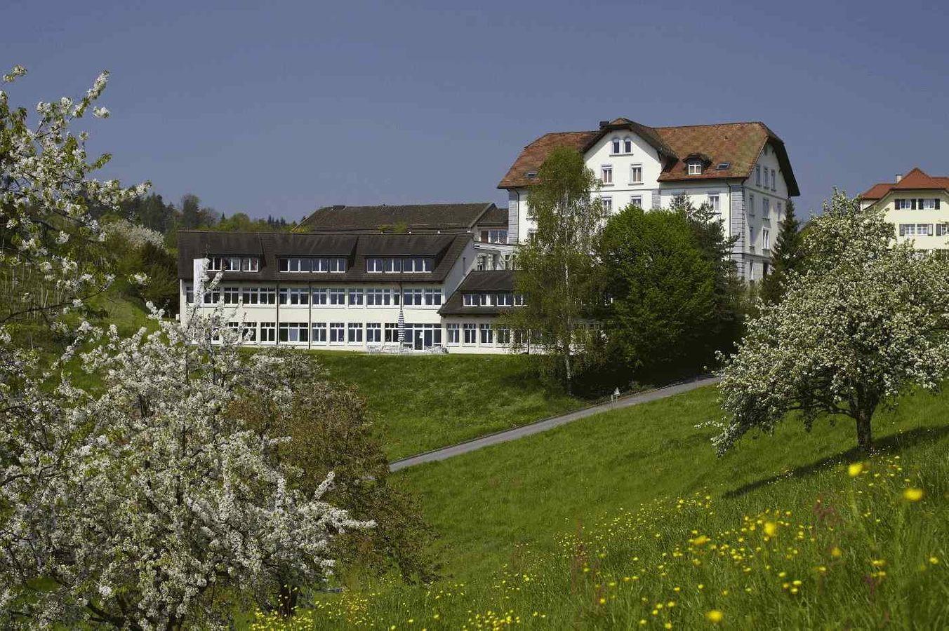 Bildungszentrum Hotel Gastro Formation Weggis Luzern
