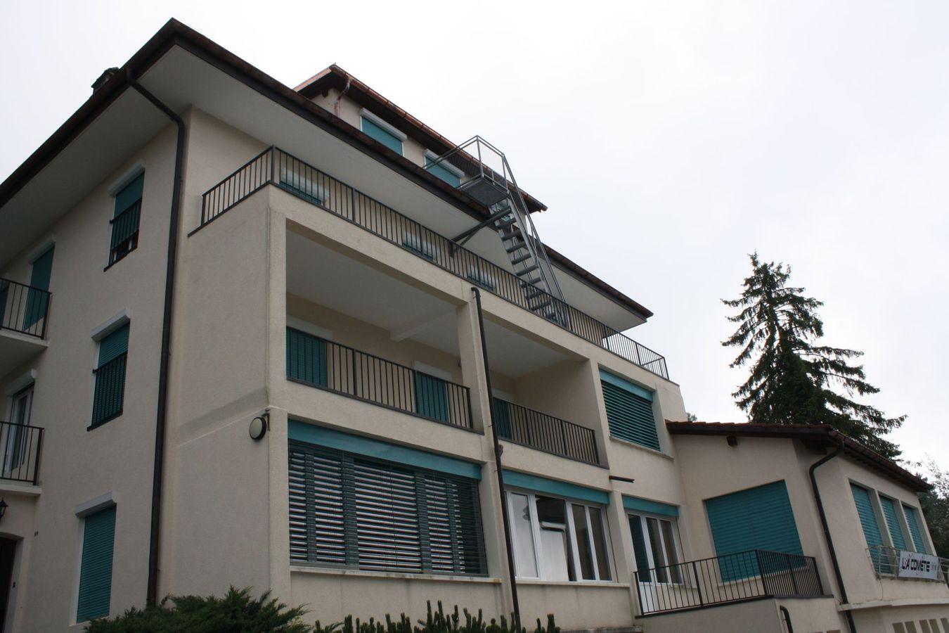 Maison La Comète, Gryon, Waadt, Gruppenunterkunft Schweiz