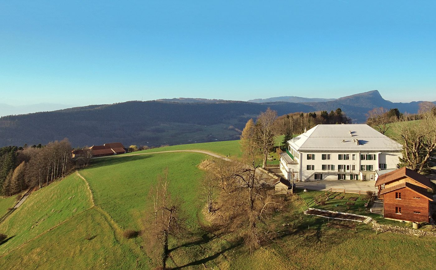 Group Accommodation - large holiday homes | groups.swiss